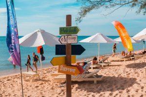 Sunset Sanato Beach Club