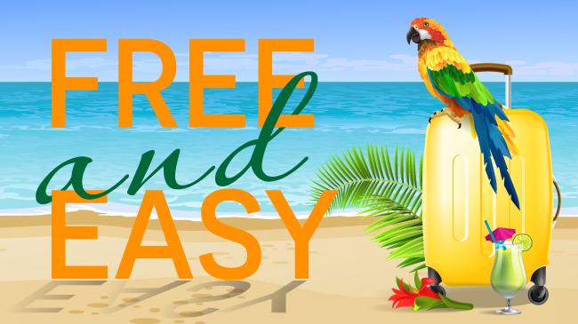 Free & Easy Tour
