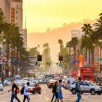 Đường phố Los Angeles - Du lịch Mỹ Tết 2019