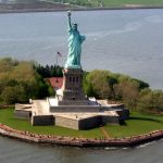 Đảo Liberty - Du lịch Mỹ Tết 2019