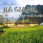 Những điểm du lịch ở Hà Giang, tuyệt đối đừng bỏ qua !!!