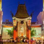 Chinese Mann's Theatre - Du lịch Mỹ Tết 2019