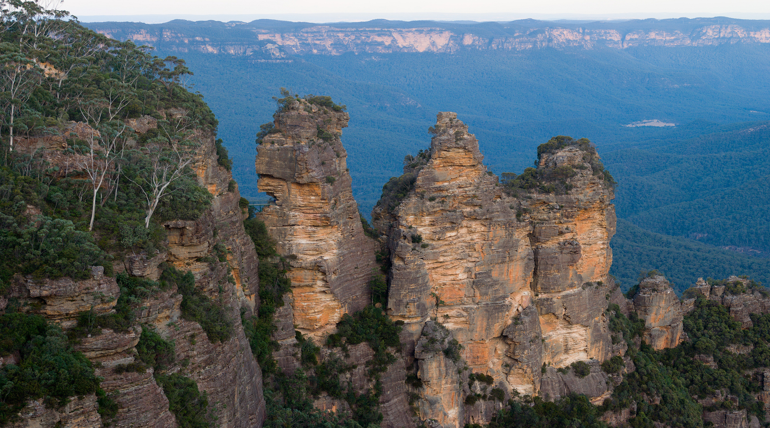 Hòn đá Three Sisters - Blue Mountains