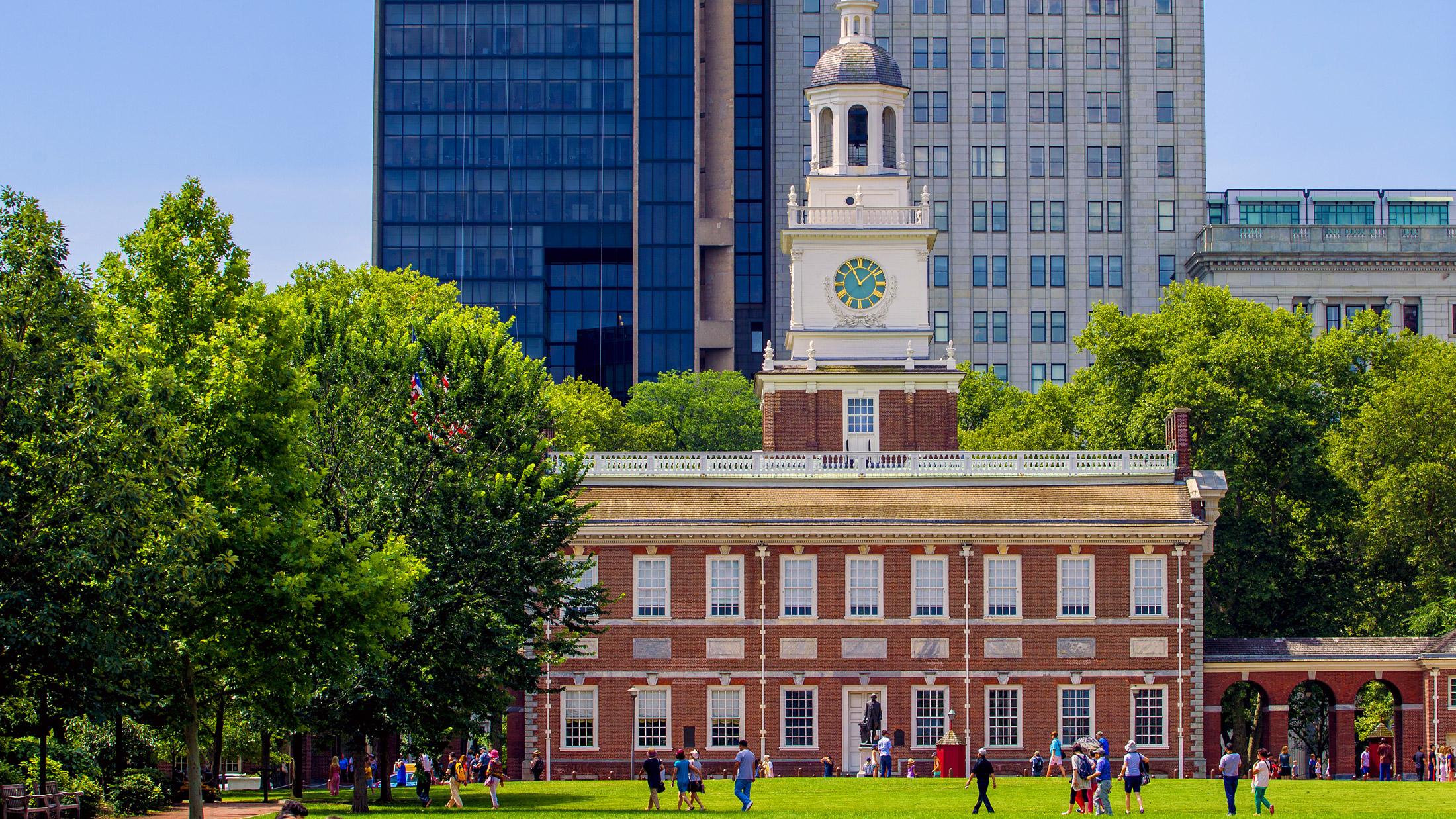 Hội trường Độc lập - Du lịch Mỹ Tết 2019