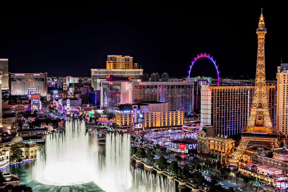 Las Vegas - Du lịch Mỹ Tết 2019