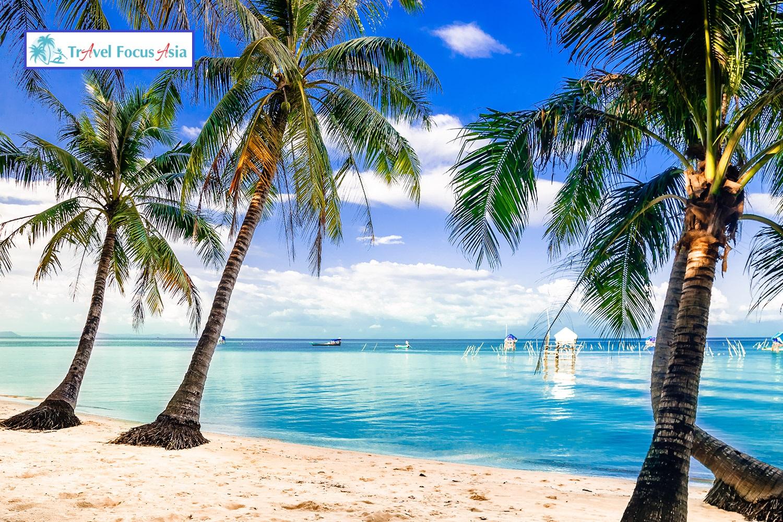 Du Lịch Phú Quốc Tết Nguyên Đán: Phú Quốc - Bãi Sao ( Bay VN )