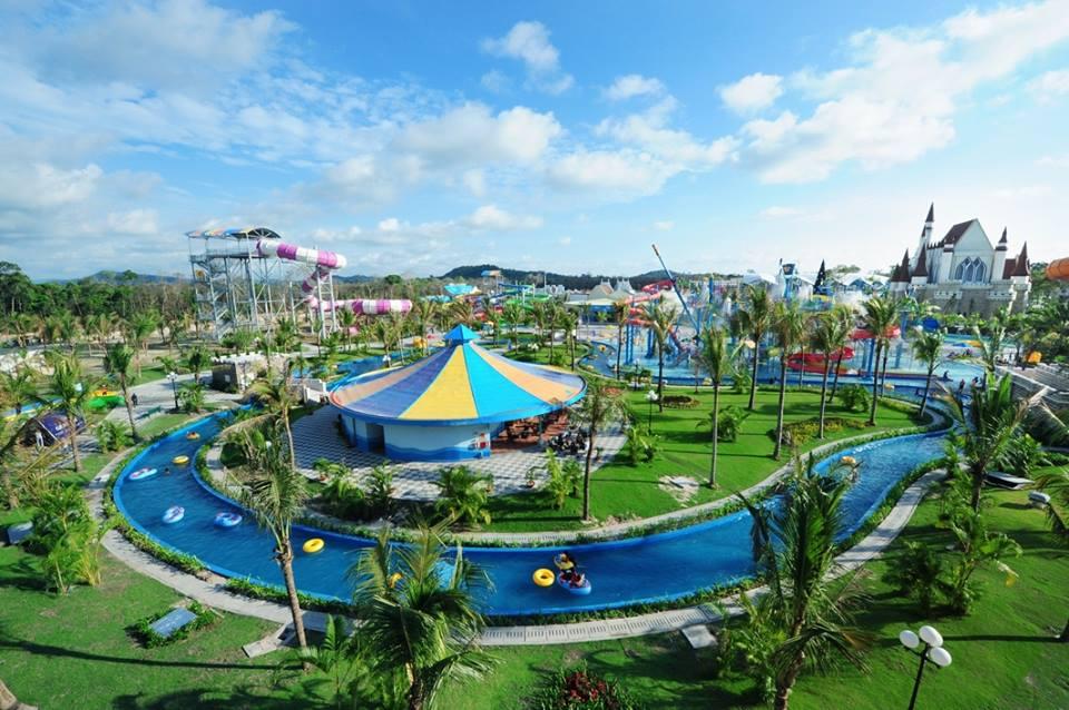 Combo Phú Quốc 4N3Đ: Famiana Resort & Spa Phú Quốc + Vé máy bay