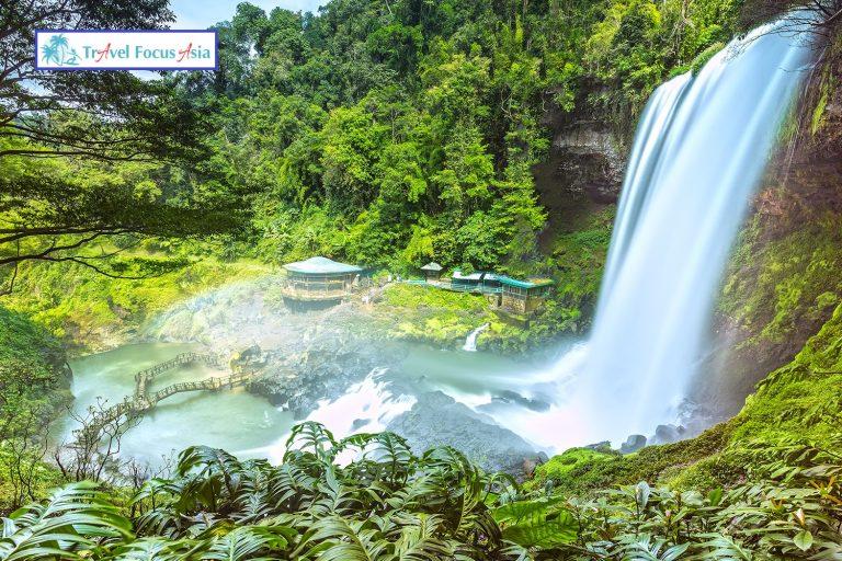 Du Lịch Đà Lạt Tết 2019: Trang Trại Rau & Hoa - Đường Hầm Điêu Khắc - Khu Du Lịch LangBiang ( Bay VN )