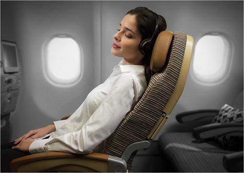 Những mẹo nhỏ giúp chuyến bay của bạn thoải mái
