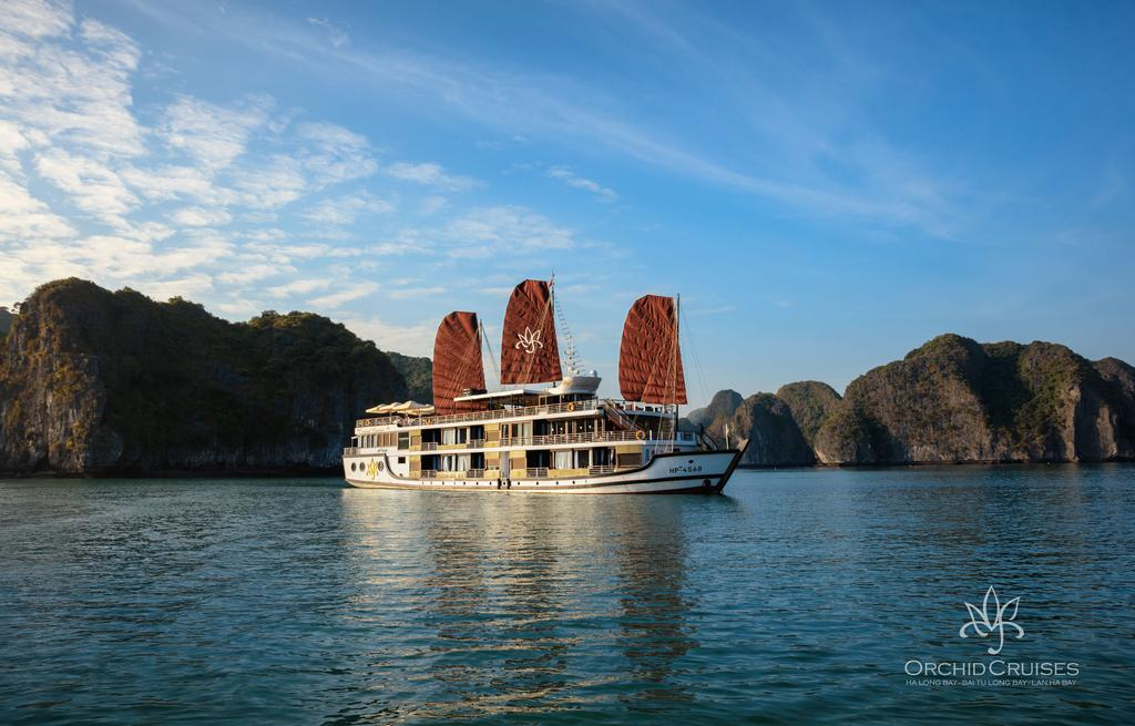 Du thuyền Orchid