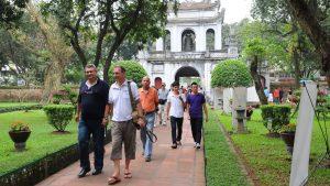 Dự kiến lượng khách du lịch tăng cao