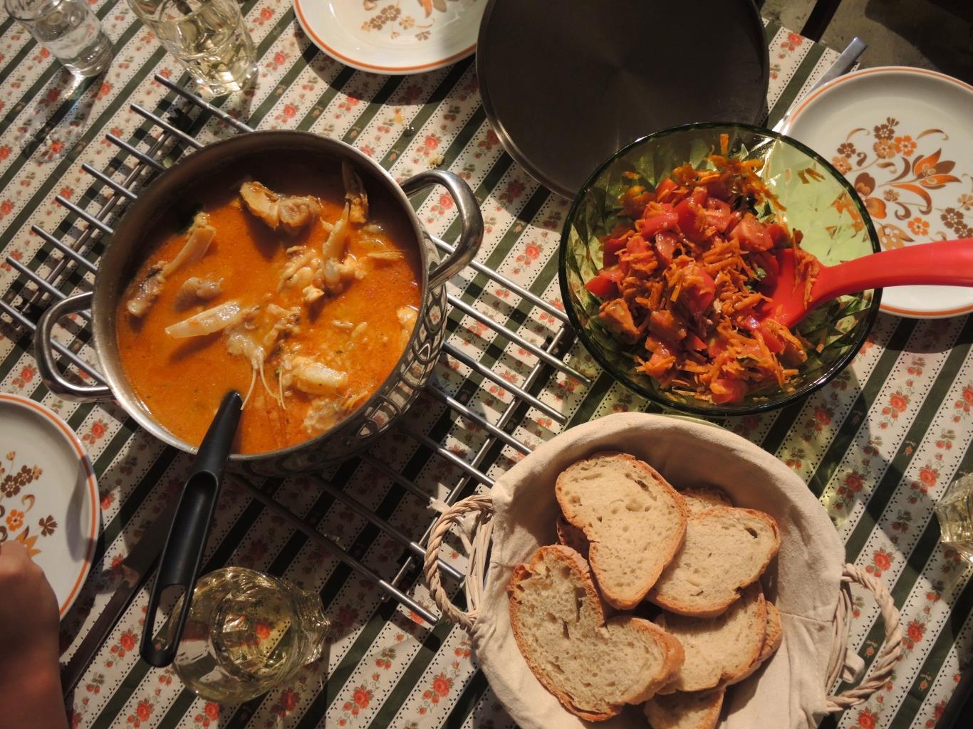 Khám phá phong vị ẩm thực Bồ Đào Nha