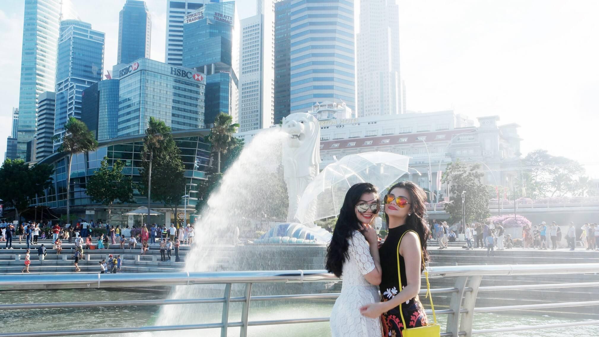 đón Tết nguyên đán tại Singapore