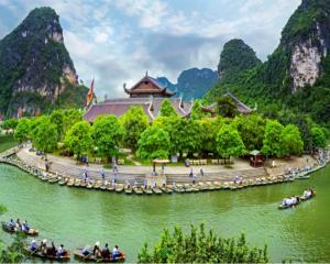Tour Ninh Bình 1 Ngày: Bái Đính - Tràng An ( Khởi hành hằng ngày )