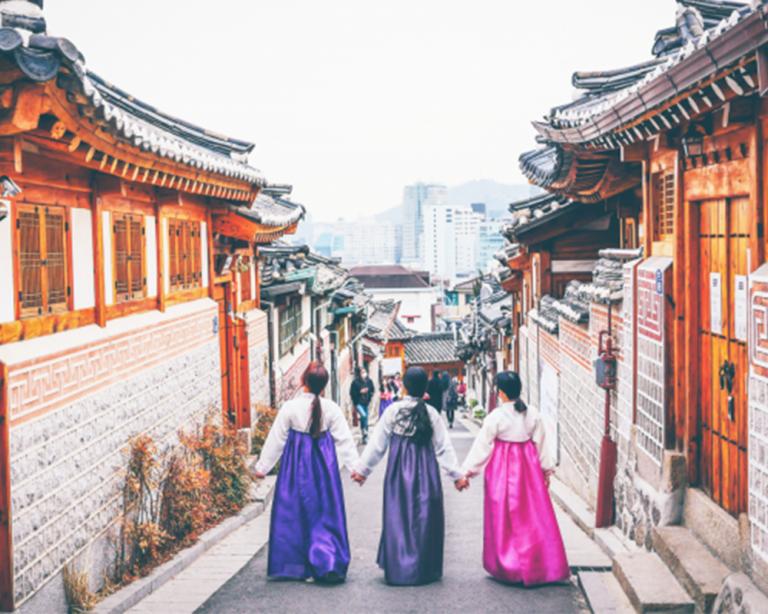 Đón Tết Kỷ Hợi tại Hàn Quốc