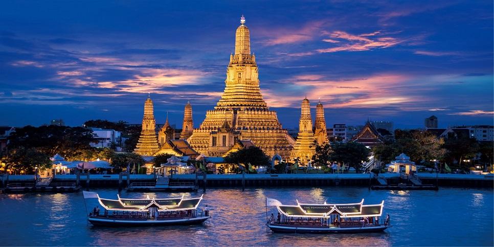 Tour Thái Lan 5n4đ