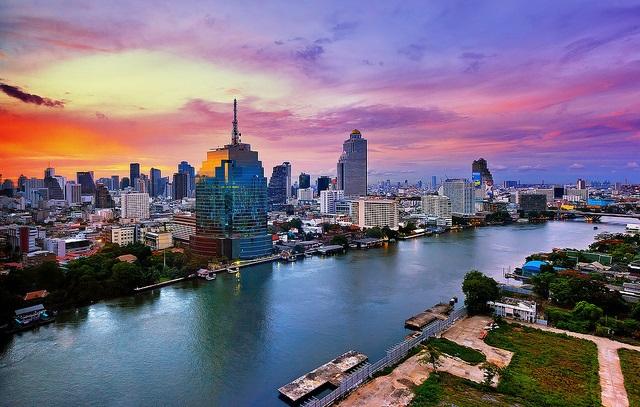 Khám Phá Thái Lan 5N4Đ Hấp Dẫn