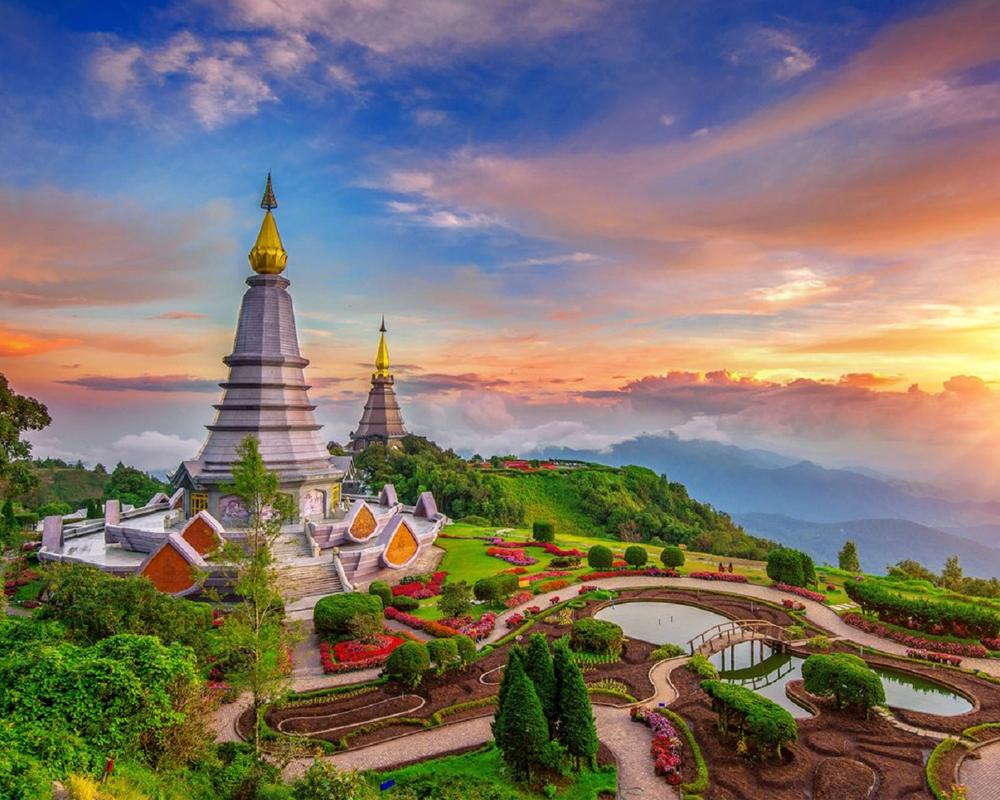 Hà Nội - Thái Lan 4N3Đ: Chiang Mai - Chiang Rai
