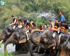 Tour Thái Lan 5N4Đ khởi hành từ Hà Nội