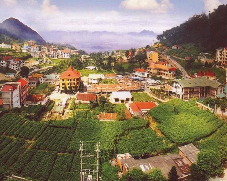 Tour du lịch Tây Thiên - Tam Đảo