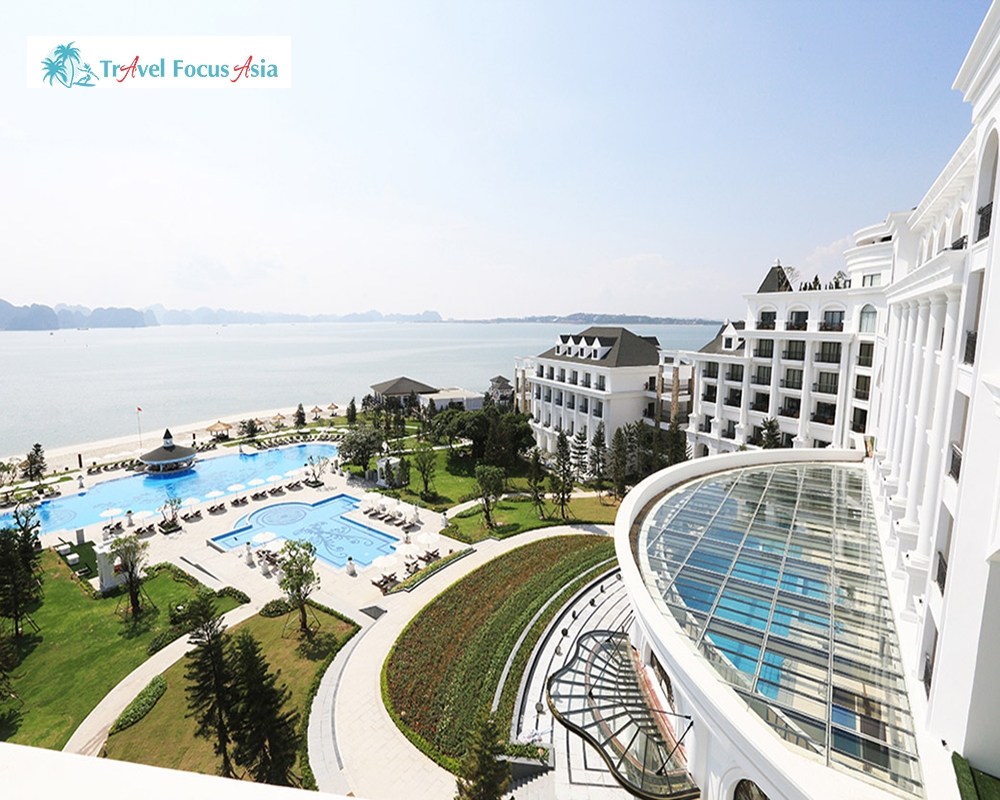 Combo vinpearl resort hạ long 2n1đ
