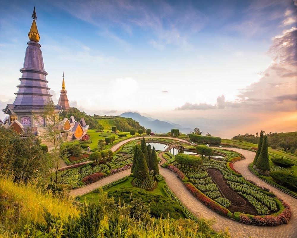 Hà Nội - Chiang Mai - Chiang Rai 4N3Đ: Trải nghiệm mới khám phá Thái Lan