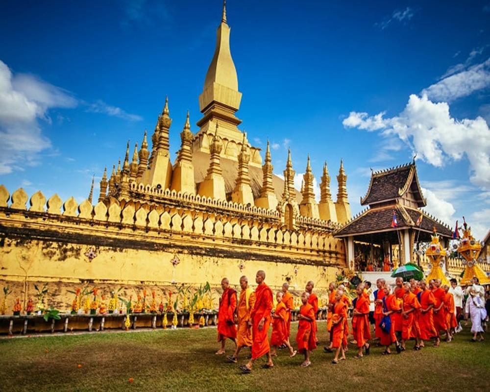 Tour Lào 5N4Đ giá tốt