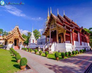 trải nghiệm văn hóa ở Chiang Mai