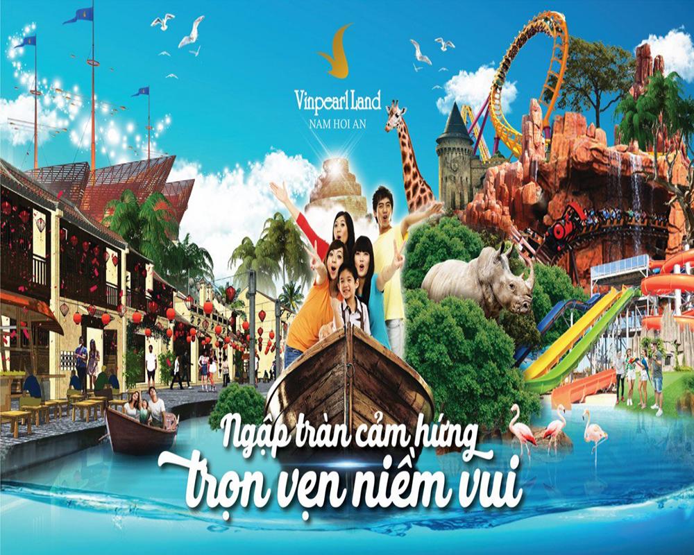 Voucher 2N1D Vinpearl Nam Hội An
