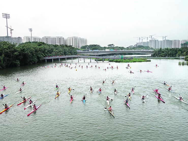 Đập nước Marina Barrage