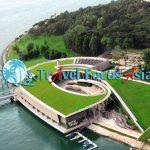 Đập nước Marina Barrage – Kỳ quan nổi tiếng của Singapore