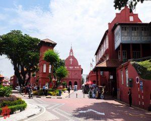Thành cổ Malacca