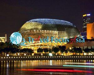 Nhà hát Esplanade Singapore