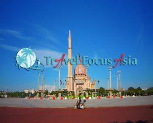 quảng trường Putra