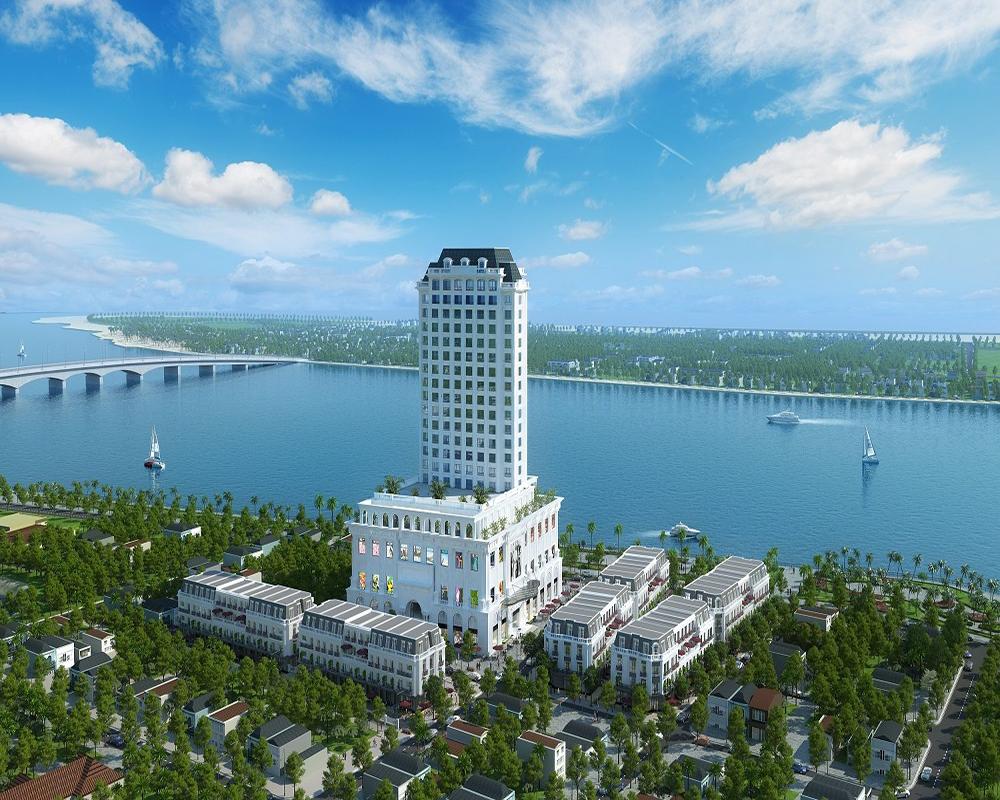 Combo 3N2Đ : Vinpearl Hotel Quảng Bình + Vé máy bay khứ hồi