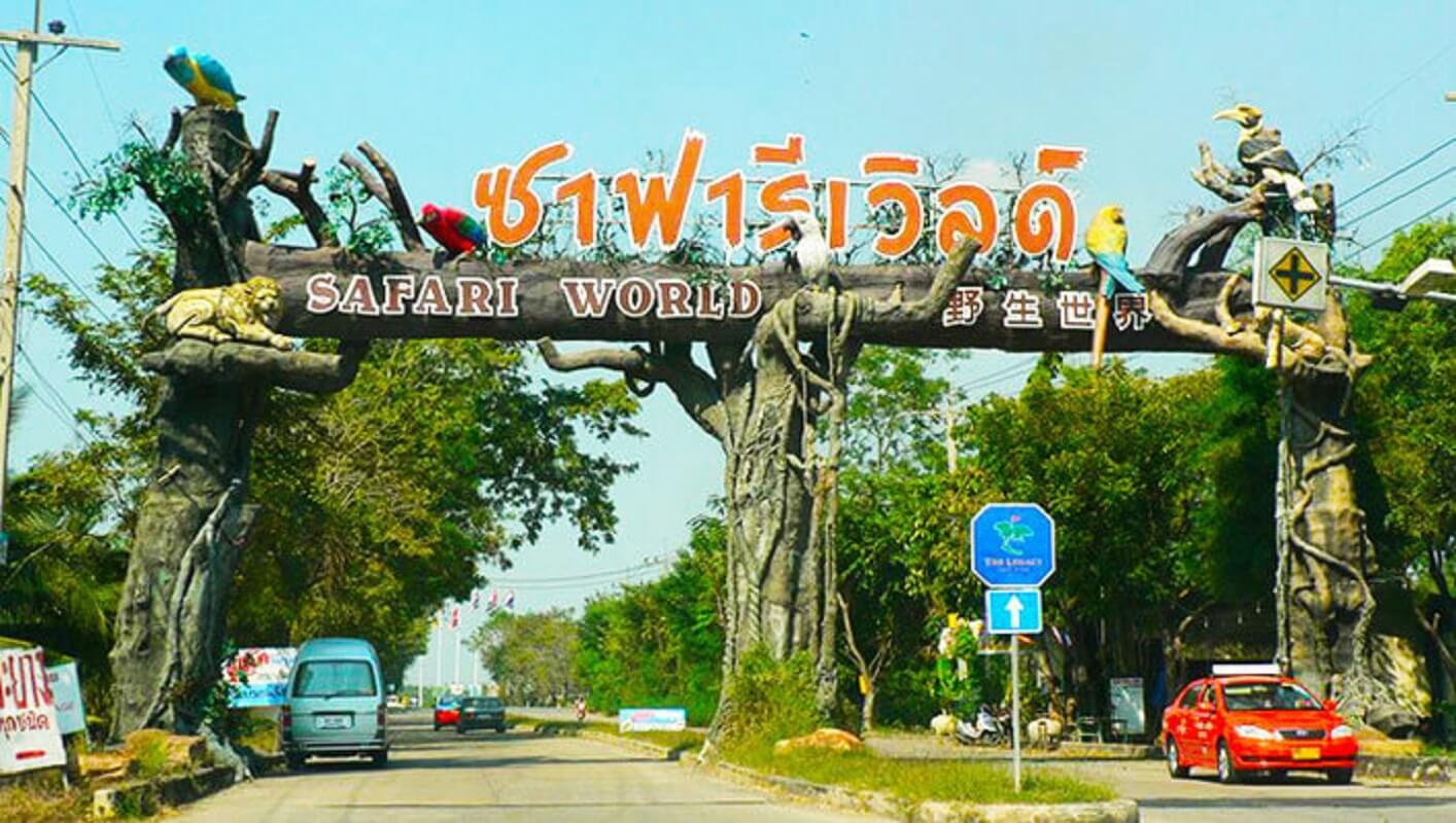 Combo Thái Lan 3N2Đ