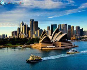 du lịch Sydney 3 ngày