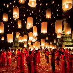Choáng ngợp với 3 lễ hội thả đèn trời lớn nhất Châu Á