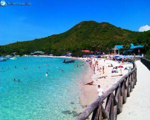 những bãi biển đẹp nhất ở Pattaya