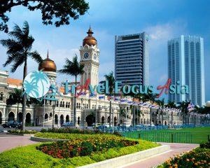 Quảng trường Merdeka Malaysia