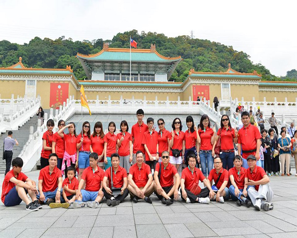 Tour Đài Loan 5N4Đ: Đài Bắc – Đài Trung – Cao Hùng