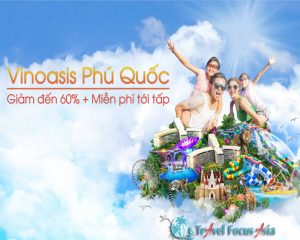 VinOasis Phú Quốc giảm giá