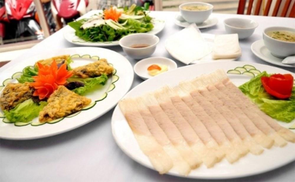 món ăn nổi tiếng Đà Nẵng