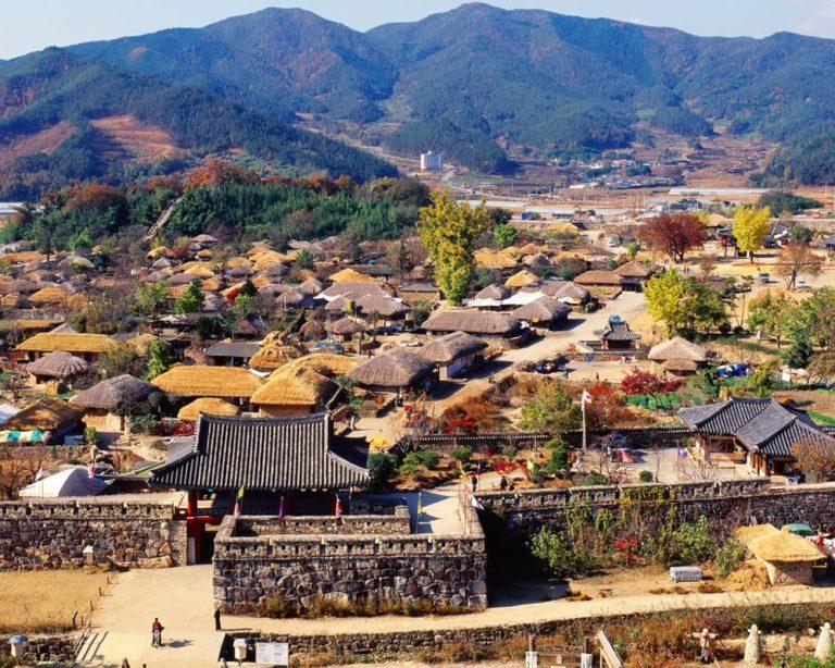Tour Hàn Quốc 4N4Đ