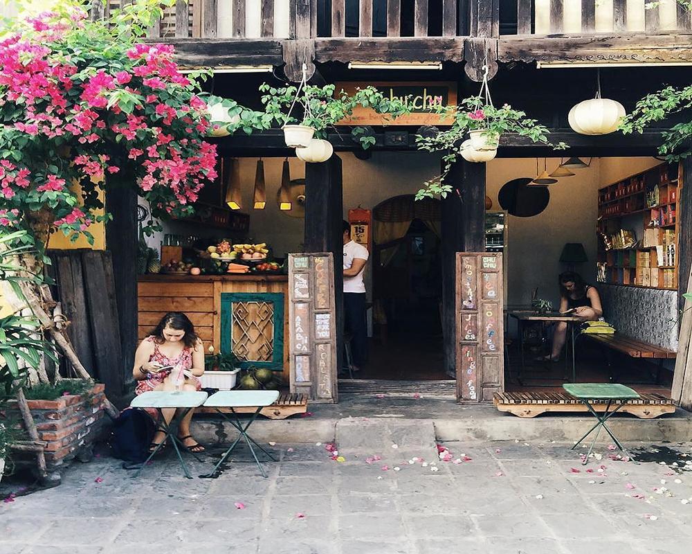 Quán cafe ở Hội An