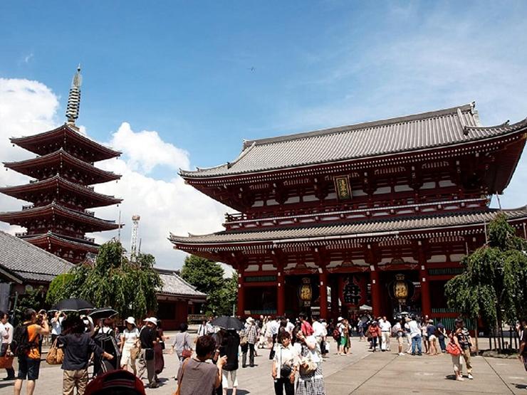 du lịch Nhật Bản 6N5Đ từ Hà Nội