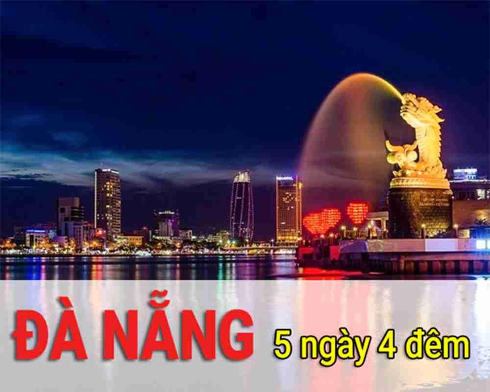 Kinh nghiệm du lịch Đà Nẵng 5 ngày 4 đêm