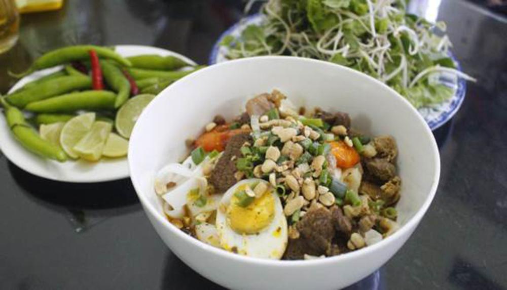 Những món mì ngon tại Đà Nẵng