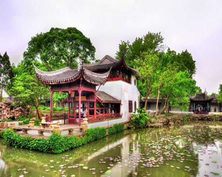 Tour Trung Quốc 7N6Đ