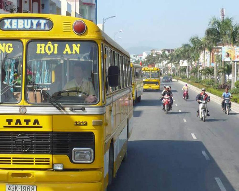 kinh nghiệm đi từ Đà Nẵng tới Hội An